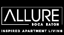 Allure Boca Raton Logo | Apartments In Boca Raton | Allure Boca Raton