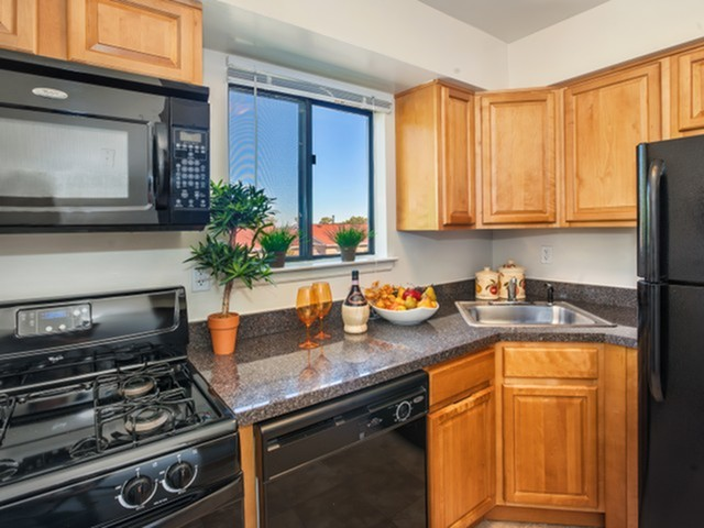 Spacious Kitchen | Flanders Apartments | Overlook at Flanders