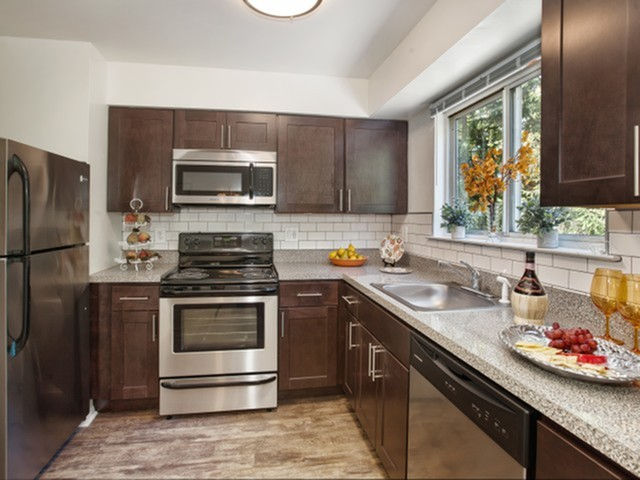 State-of-the-Art Kitchen | Apartments In Flanders New Jersey | Overlook at Flanders