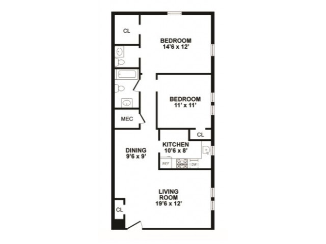 Floor Plan 4 | Hunters Crossing