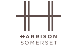 The Harrison Logo | Somerset Apartment | The Harrison