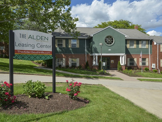 Apartments In Pittsburgh PA | The Alden 1
