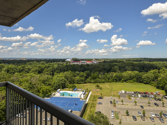 Views of Rutgers Highpoint Stadium