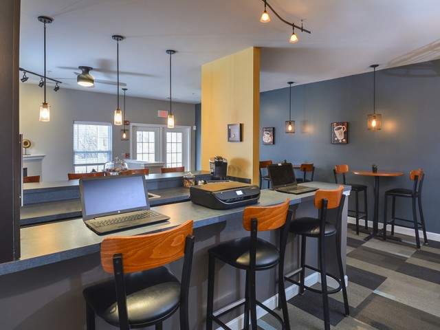 Spacious Resident Club House | Apartments In Manayunk | The Glen at Shamont Station