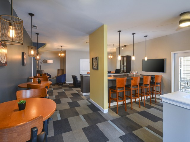 Spacious Community Club House | Manayunk PA Apartments | The Glen at Shamont Station