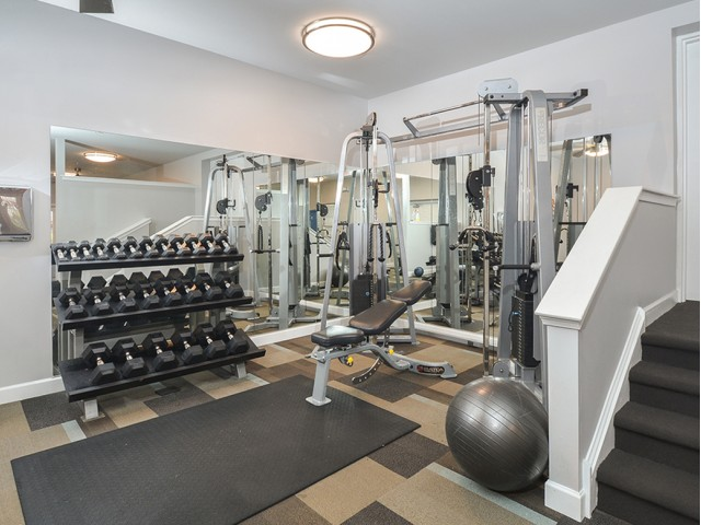 Community Fitness Center | Apartments In Manayunk | The Glen at Shamont Station