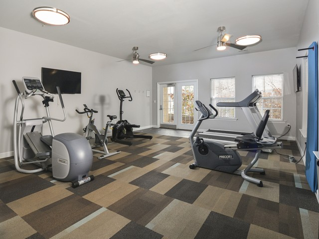 Cutting Edge Fitness Center | Apartments For Rent In Manayunk PA | The Glen at Shawmont Station