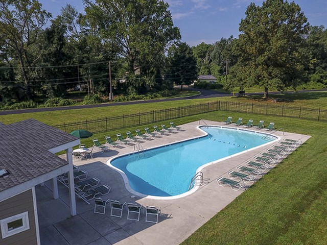 Resort Style Pool | Apartments In Hatboro | The Wellington