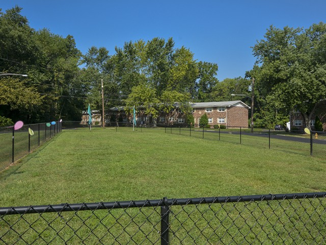 Community Bark Park | Apartments In Hatboro | The Wellington