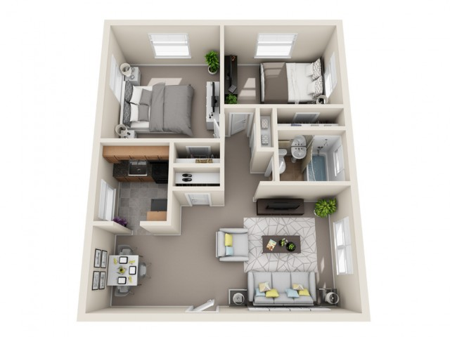 Apartments For Rent In Pittsburgh | The Alden