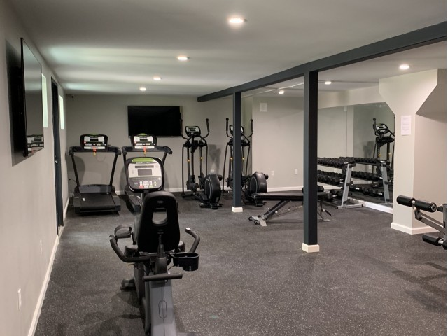 Cutting Edge Fitness Center | Apartments Homes for rent in Hatboro, PA | The Wellington