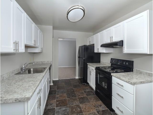 Newly Renovated Kitchens