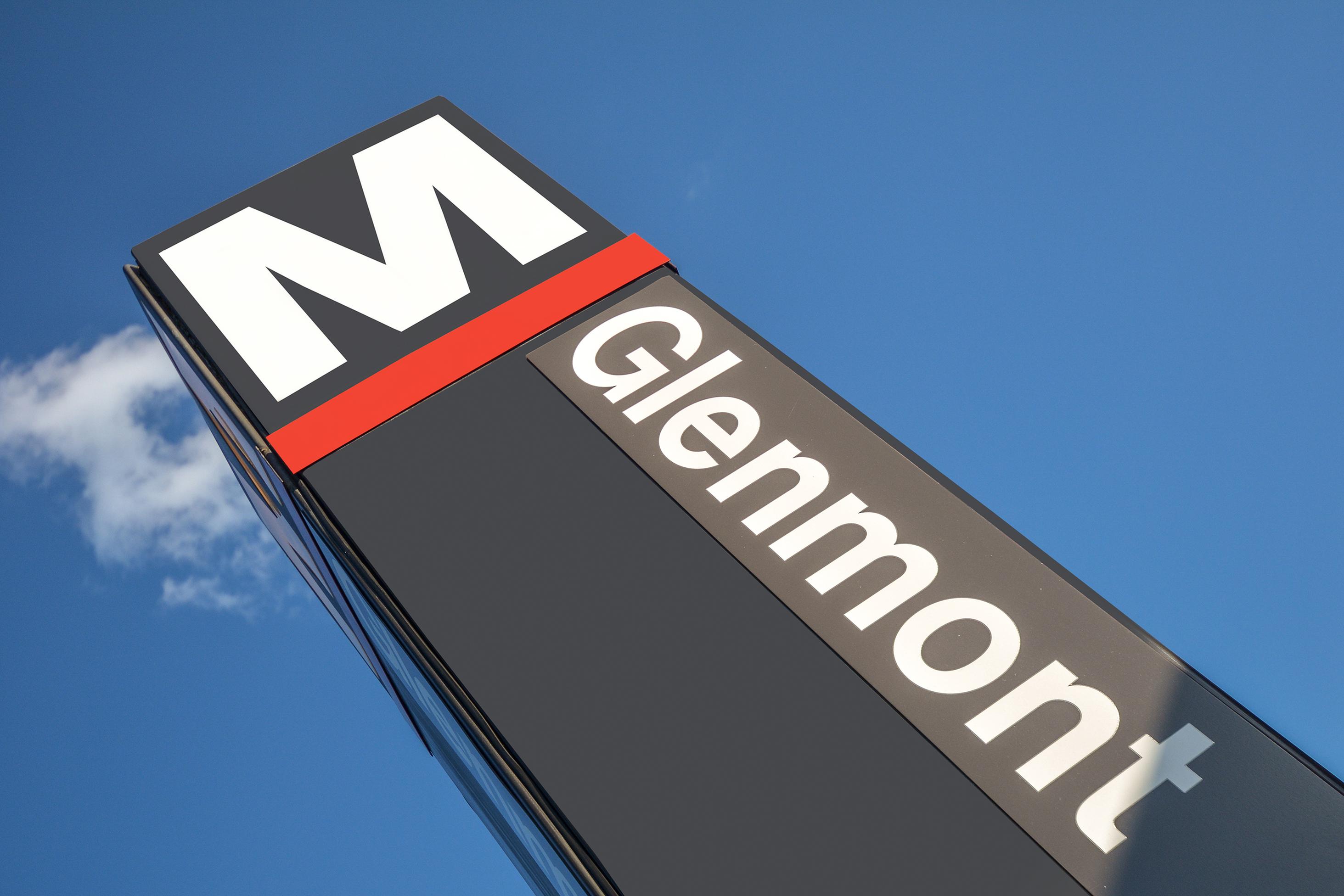 Glenmont Metro   Luxury Apartments Silver Spring MD   Apartments Glenmont MD   Landmark Glenmont Station