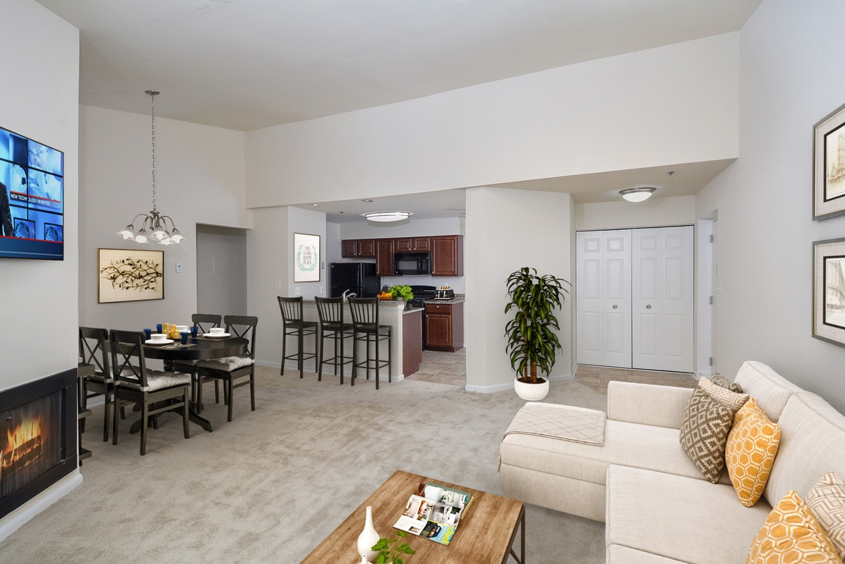 Luxury Apartments Silver Spring MD | Apartments Silver Spring MD | Yorkshire Apartments