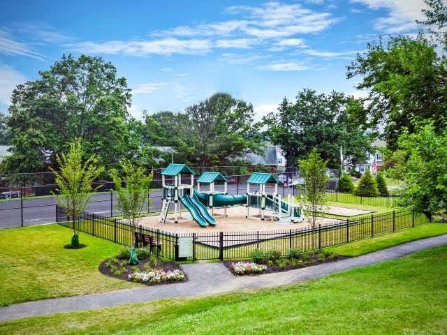 Community Children\'s Playground   The Bradford