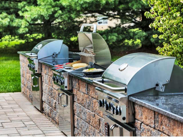 Apartments In Bensalem Pa | Community BBQ\'s | Franklin Commons