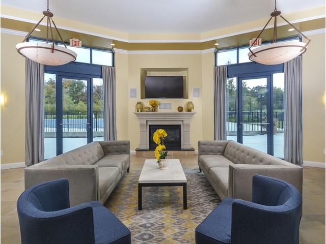 Elegant Community Club House | Cherry Hill Apartments | Cherry Hill Towers