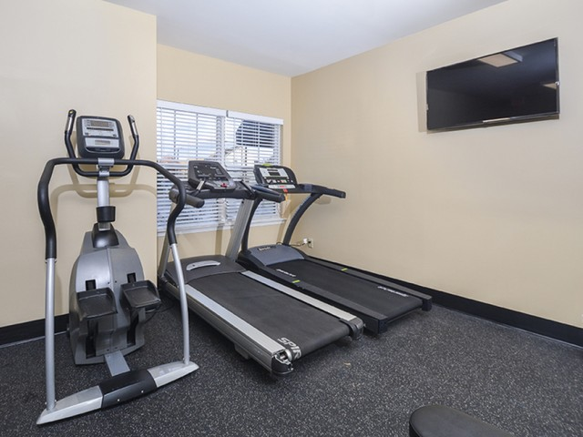 Cutting Edge Fitness Center | Elkton Maryland Apartments | The Apartments at Iron Ridge