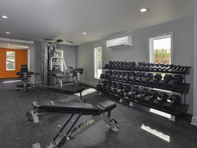 Brand New Fitness Center
