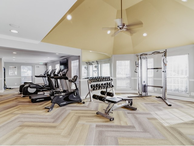 AION FIT Fitness Center | Apartments Elkton MD | Stonegate at Iron Ridge