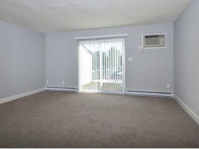 Sliding Door to Private Patio | Apartments in York, PA | Yorktowne Point
