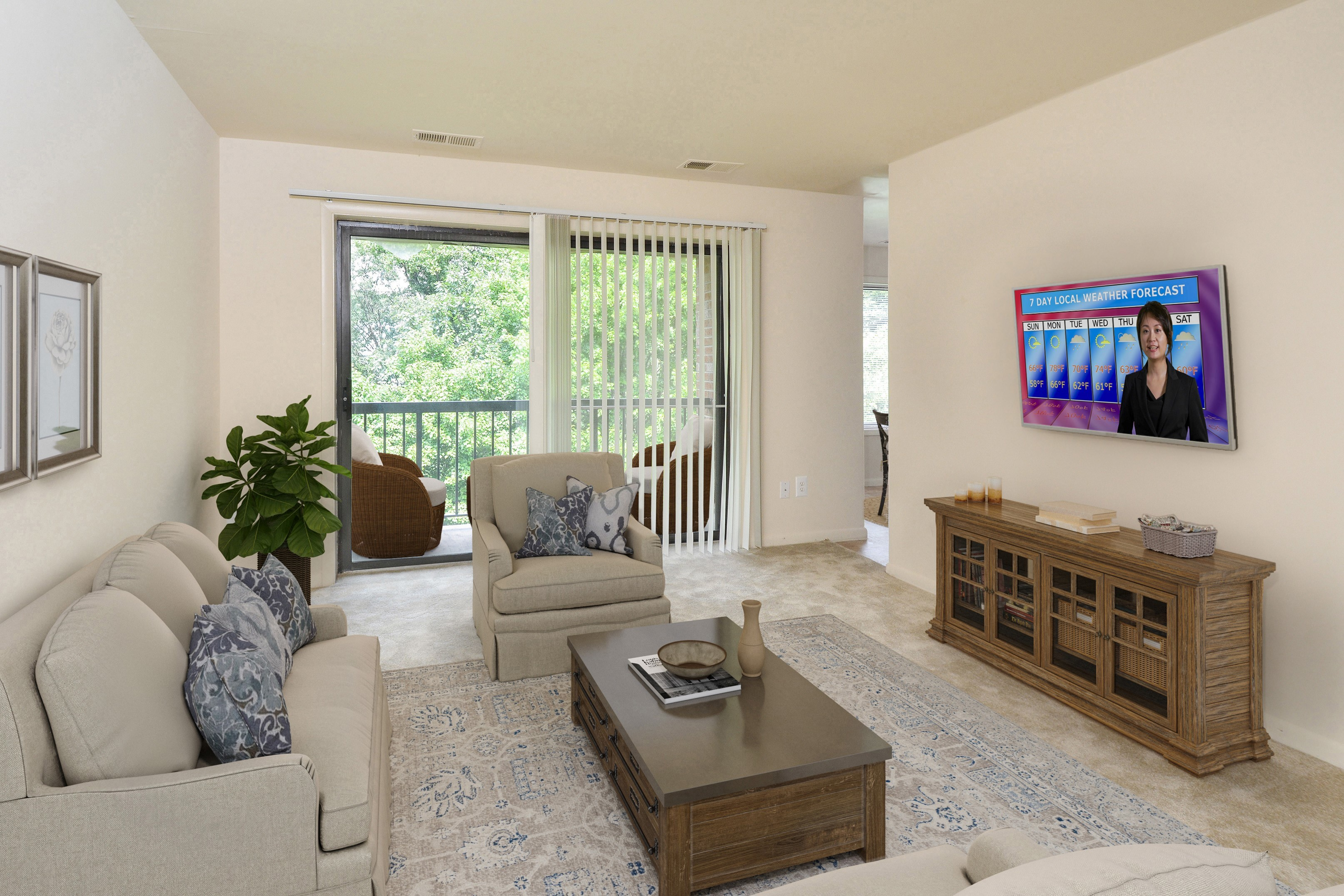 Luxury Apartments Silver Spring MD | Apartments Silver Spring MD | The Flats at Columbia Pike