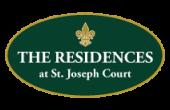 The Residences at St. Joseph Court Logo