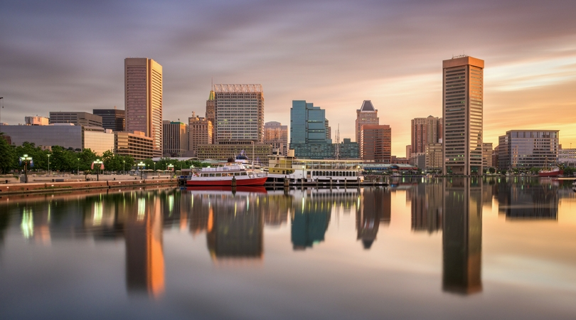 Explore the Inner Harbor of Baltimore, MA