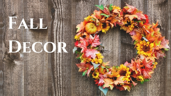 Fall Decor Ideas-image