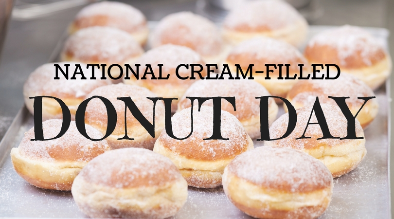National Cream-Filled Donut Day-image