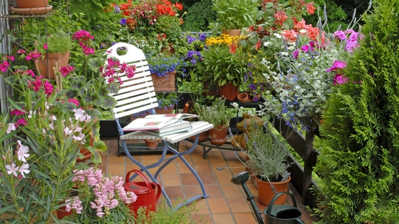 Ideas For Decorating Your Patio Or Balcony