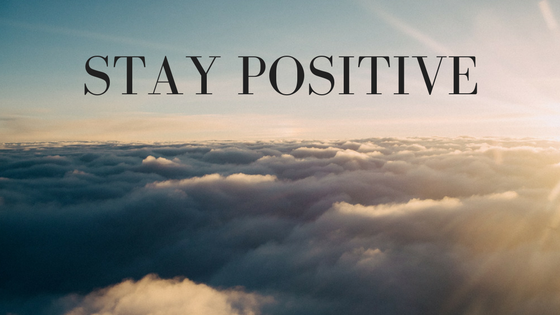 Stay Positive in September
