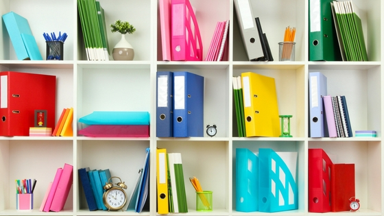 Get Organized With These Simple Tips