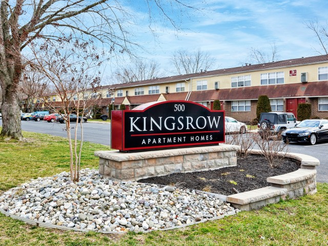 Apartment Living at Kingsrow