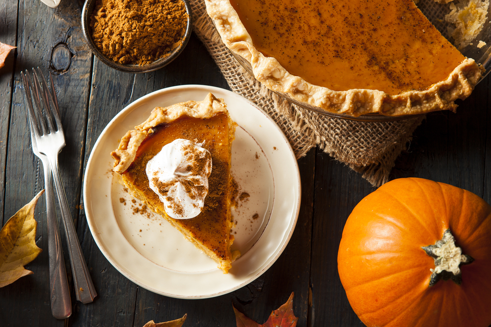 Desserts Perfect for Thanksgiving