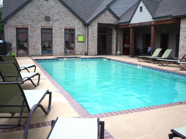 Image of Sparkling Swimming Pool for The Village at Caldwell Mill