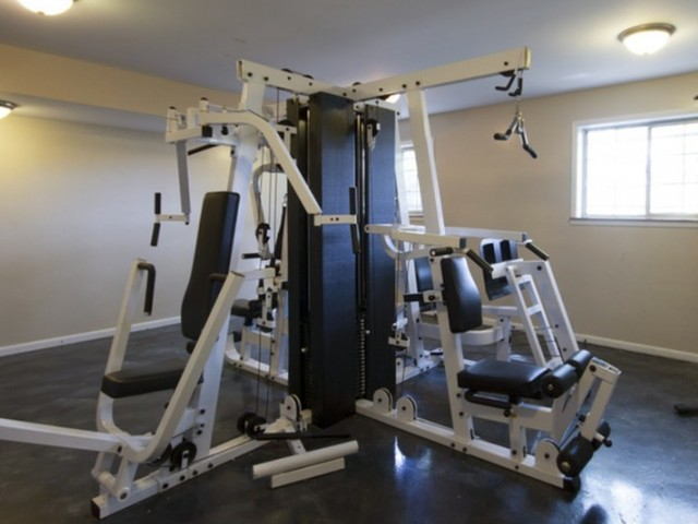 State-of-the-Art Fitness Center | Apartments For Rent Indianapolis | Fountain Lake Villas