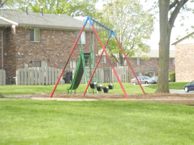 Playground at Cedar