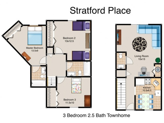 Stratford Place Apartments