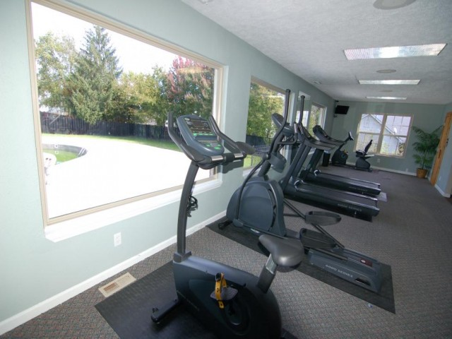 Image of Fitness Gym for Private Reserve Townhomes