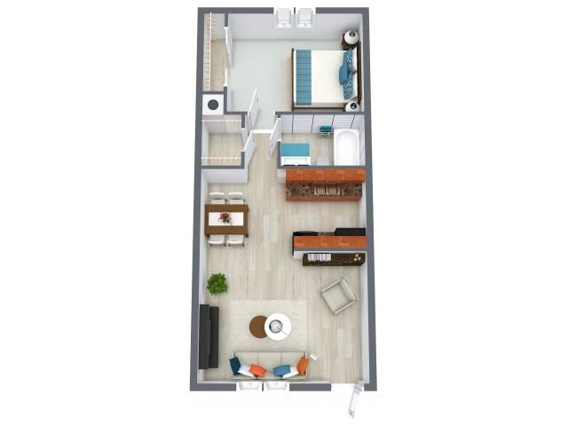 Diego Floorplan