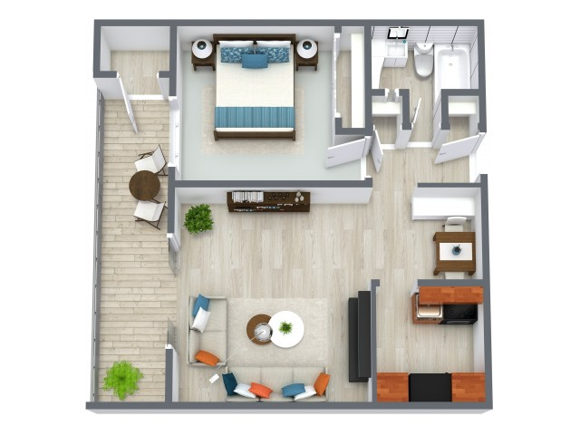 Modesto Floorplan