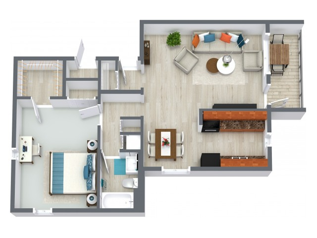 Burbank Floorplan