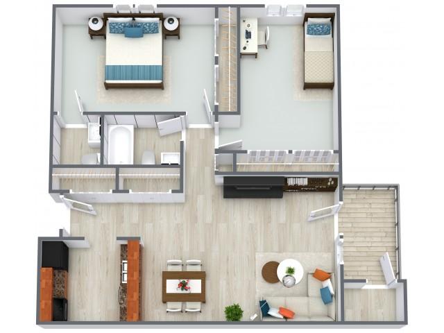 Pasadena Floorplan