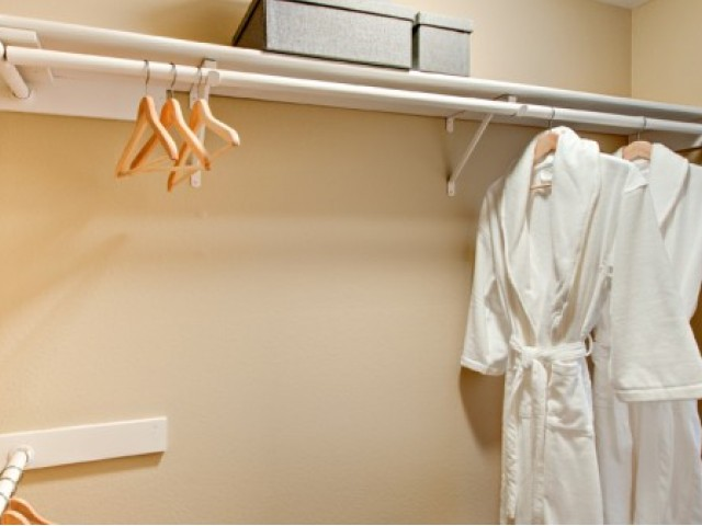 Image of Spacious, Walk-In Closets* for Central Flats