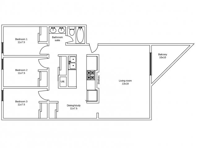Apartments 31 & 32