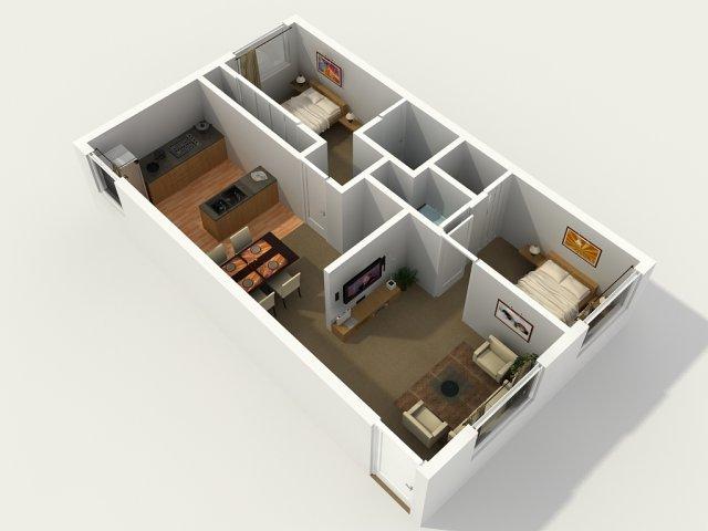 Lenox Woods Apartments