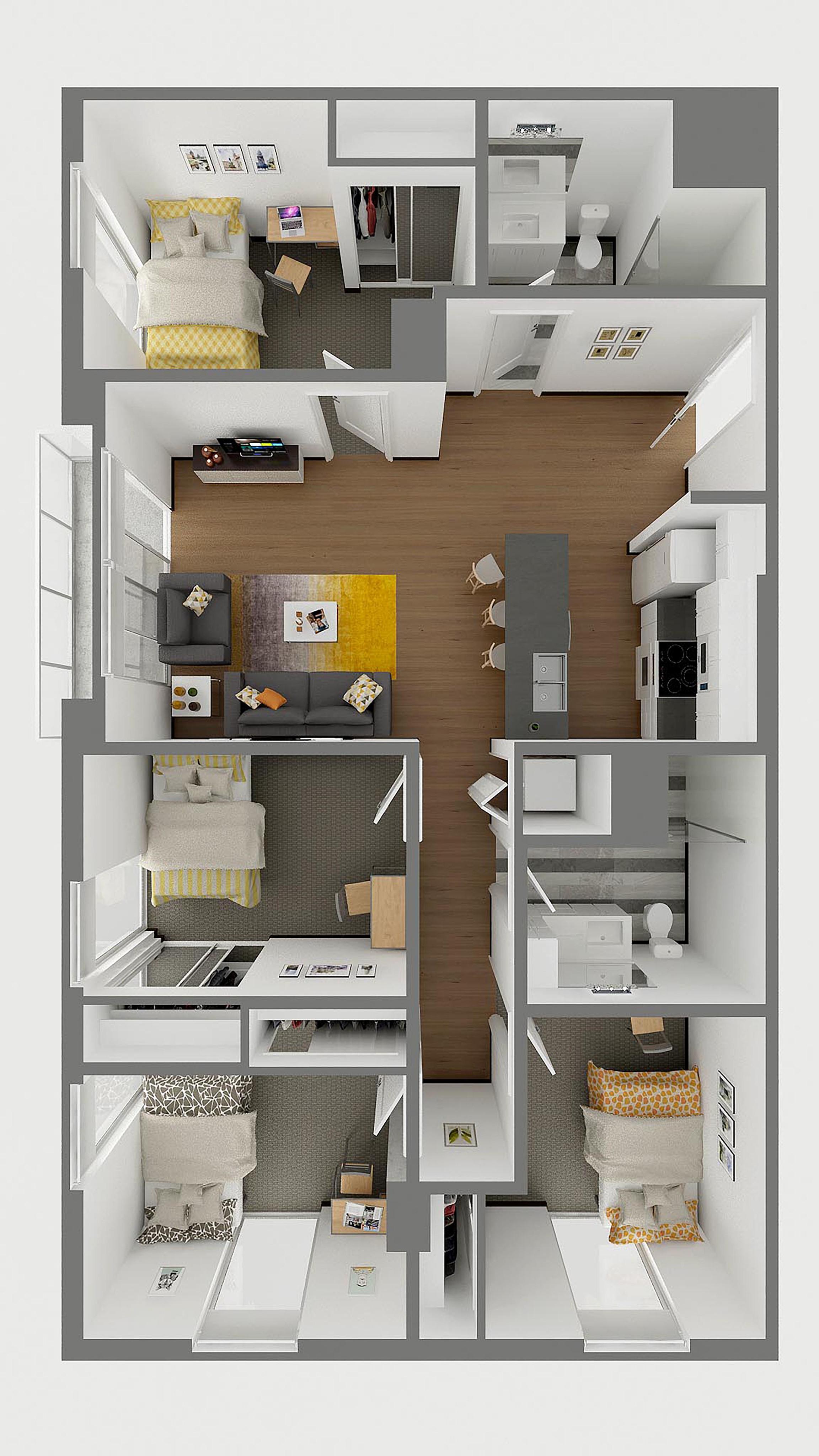 D1 Penthouse