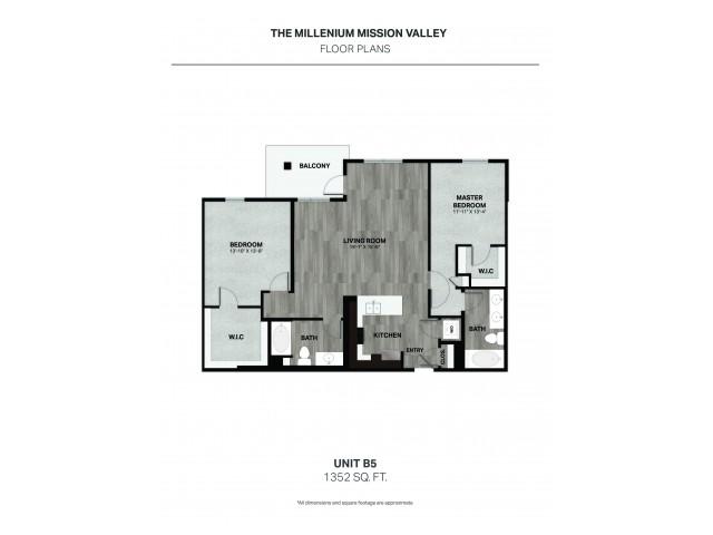 Millennium Mission Valley