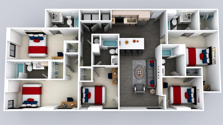 E7 Floor Plan